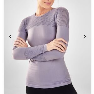 Fabletics Musetta long-sleeve top